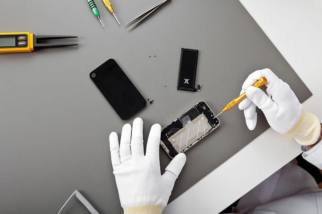 remplacement caméra iPhone
