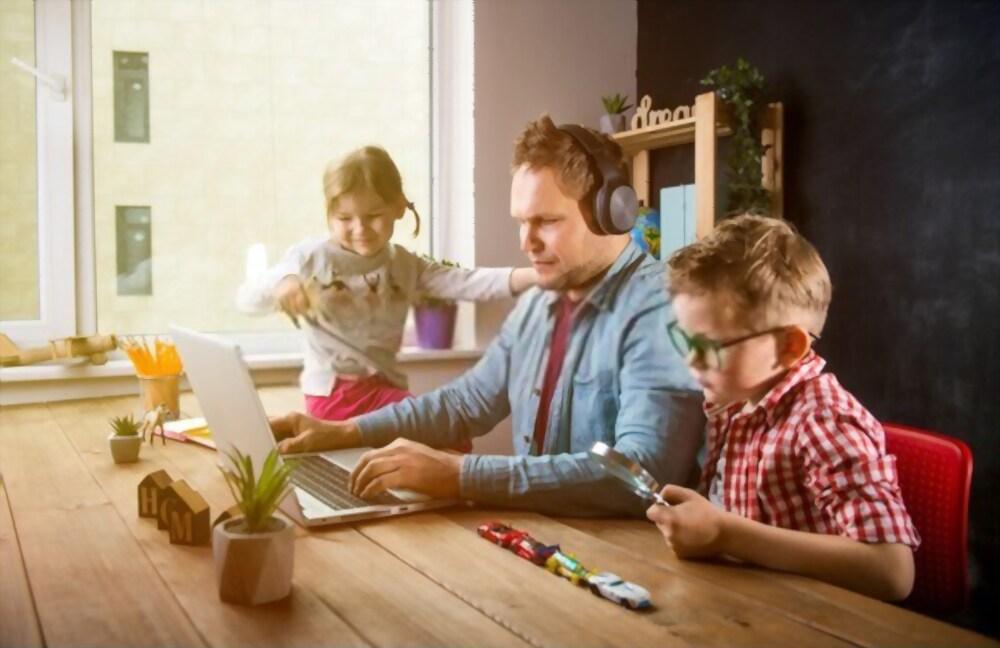 Des solutions pour optimiser votre temps de travail à la maison